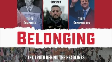 22 June 2017: Yorkshire Premiere of BELONGING: The Truth Behind The Headlines