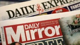 NUJ reaction to Mirror merger with the Express & Star newspapers