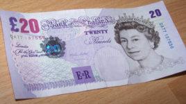 Try the twenty quid test