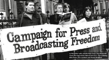 A critical, progressive, popular perspective on media reform during turbulent years